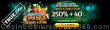 True Blue Casino 250% No Max Bonus plus 40 FREE Paddy's Lucky Forest Spins Special New RTG Game Offer
