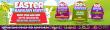 Planet 7 OZ Casino Easter Bargain Hunt 2021 RTG Plentiful Treasure Cash Bandits 2