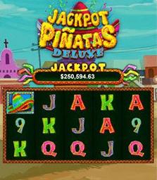 Fair Go Casino Jackpot Piñatas Deluxe
