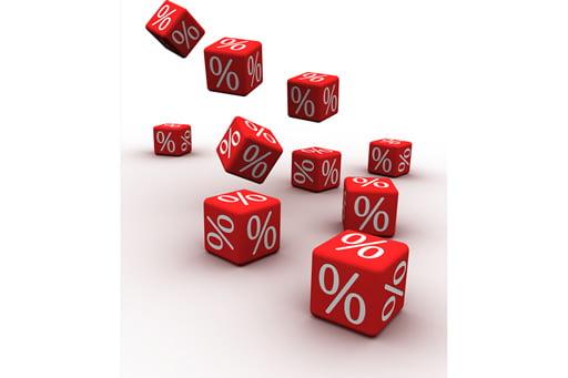 2種類のボーナスと入金額に対するパーセンテージ