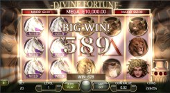 Divine fortune game review