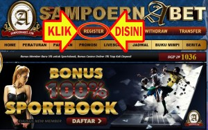 Daftar Sbobet Casino Bonus Deposit New Member