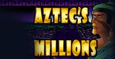 Aztec''s Millions Slot Cover Image