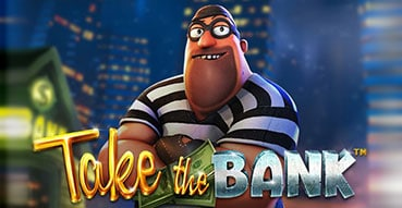 Take The Bank - Slot Cover - Casino Genie