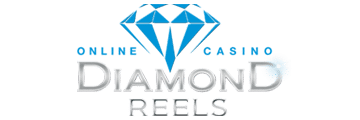 Diamond Reels Casino Logo - Casino Genie