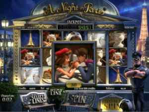 A Night in Paris Gameplay 2 Slot Review