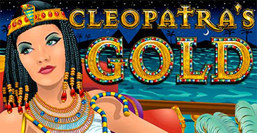 Cleopatra's Gold Slot - Cover