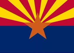 Arizona State Flag - Casino Genie