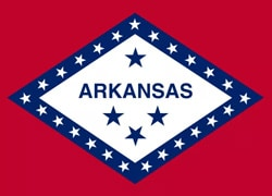 Arkansas Flag - Casino Genie