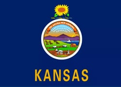 Kansas State Flag - Casino Genie