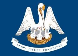 Louisiana State Flag - Casino Genie