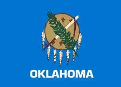 Oklahoma State Flag - Casino Genie