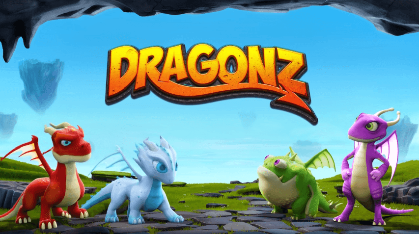 New slot: Dragonz (Microgaming)