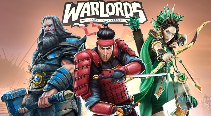 New Slot: Warlords: Crystals of Power (Net Entertainment)