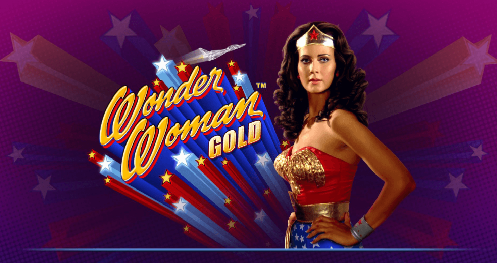 New Slot: Wonder Woman Gold (Bally Technologies)