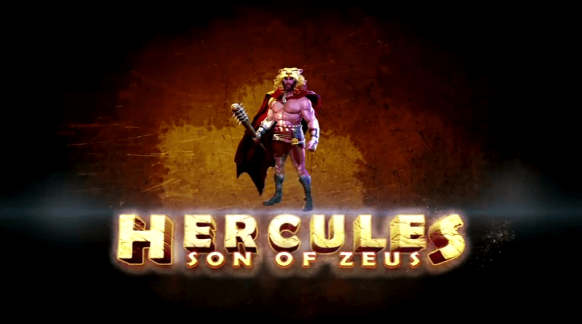 New Slot: Hercules Son of Zeus (Pragmatic Play)