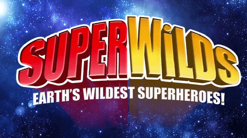 New Slot: SuperWilds (Genesis Gaming)
