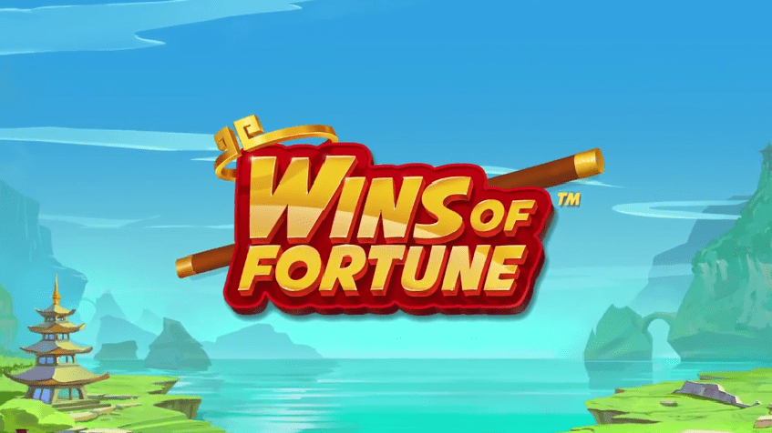 New Slot: Wins of Fortune Review (Quickspin)