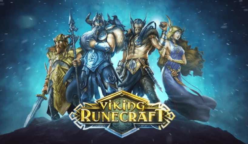 New Slot: Viking Runecraft (Play'n GO) Review