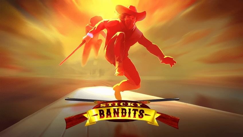 New Slot: Sticky Bandits Review (Quickspin)