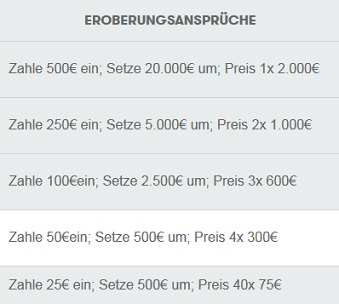 Intercasino_promotion_game_of_thrones_preise