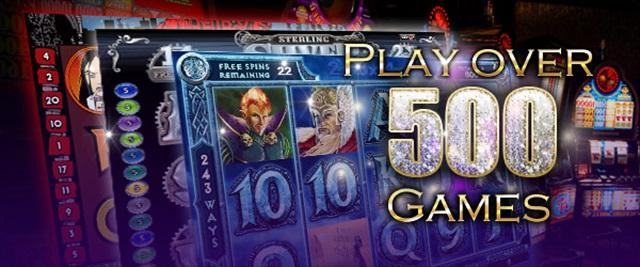 多彩なカジノゲーム