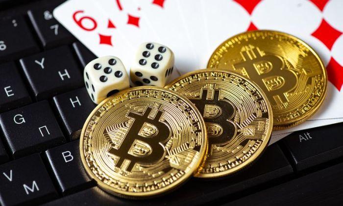 Casino pay crypto