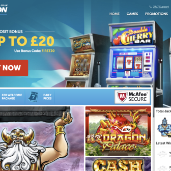 PlayMillion Casino - Homepage