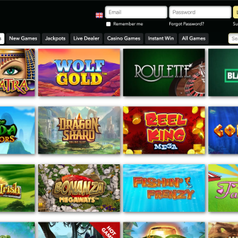 Fortune Mobile Casino - Games