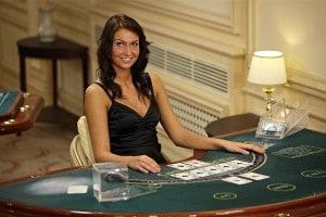 Lady Dealer