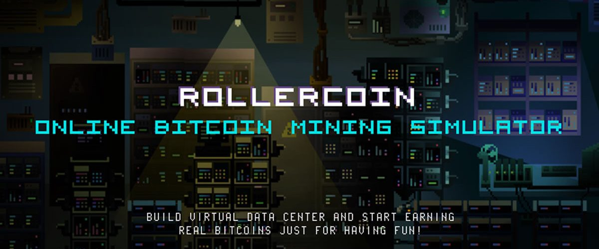 RollerCoin Game