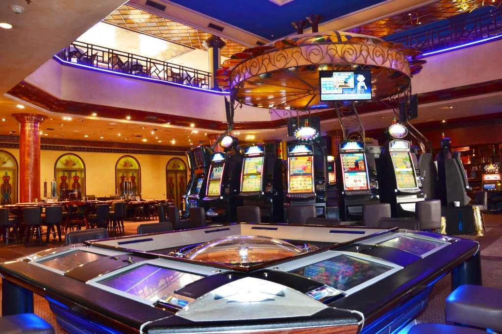 Casino Shem's Agadir roulette automatique