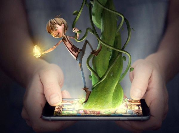 Jack and the Beanstalk - NetEnt