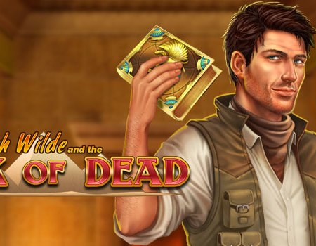 Play'n GO dares players to open the Book of Dead