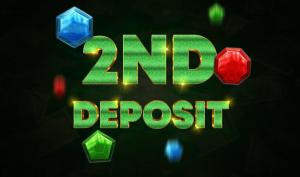 Up to €1500 on the 2nd deposit