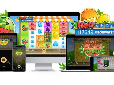 Fill your basket with sweet wins in NetEnt's Fruit Shop Megaways™