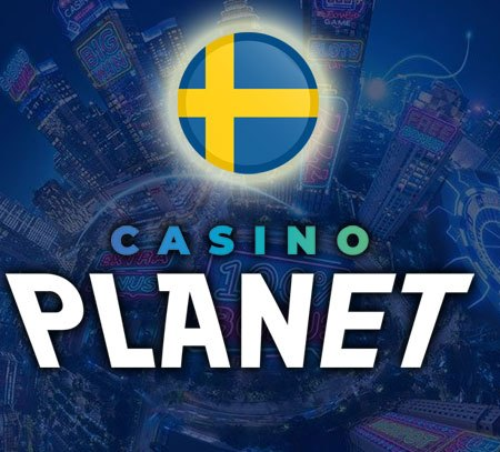 Casino Planet: The Neon City is almost in Sweden!