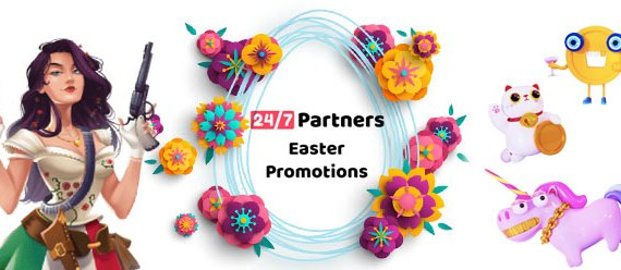 Easter Promos