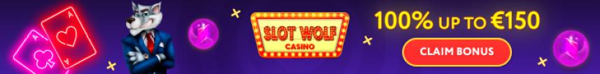 Slotwolf Standard Leader Banner