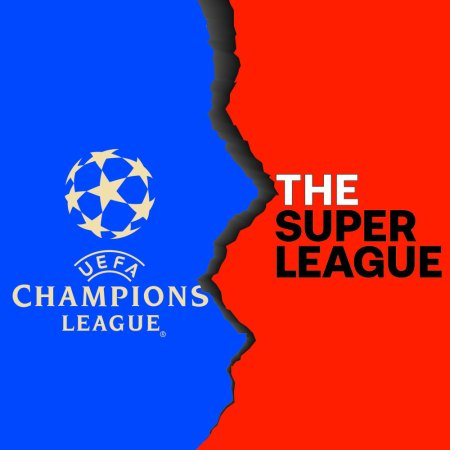 FOOTBALL WAR: Total DEBACLE of the new Super League!