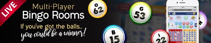 Vegas Crest Casino Bingo