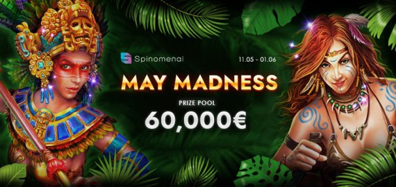 May Madness at Betwinner Casino