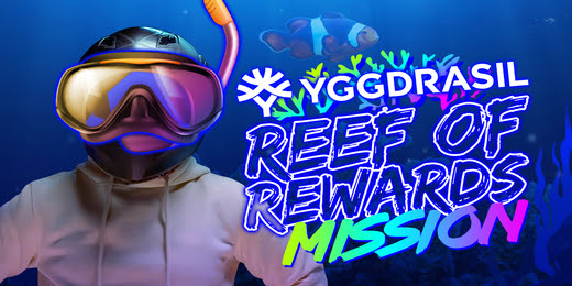 Yggdrasil's Reef of Rewards Mission!