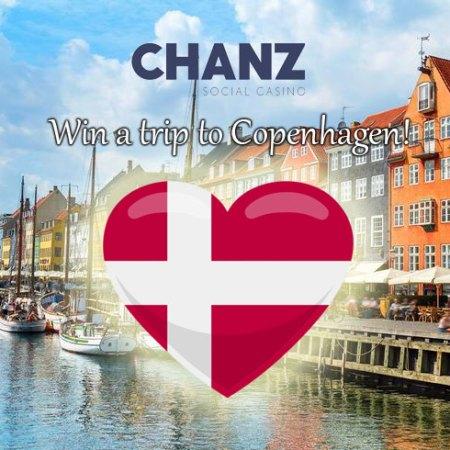 TIME 2 TRAVEL -Win a summer trip to Copenhagen!