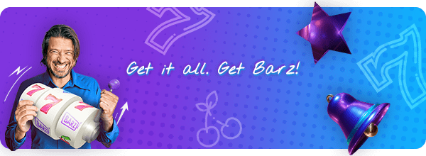 Barz Casino Review Banner