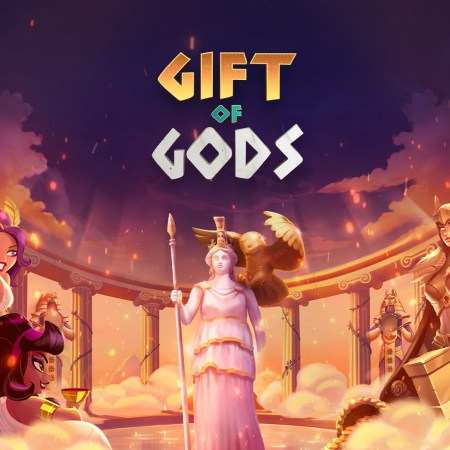 Claim the Gift of Gods and receive a daily prize!