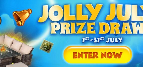 Jolly July Prize Draw