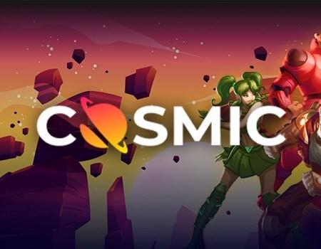 50 FS for minimal Wednesday deposit €25 at Cosmicslot Casino