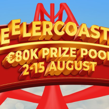 80.000€ PRIZE POOL! Great prizes up for grabs on Yggdrasil's REELERCOASTER!