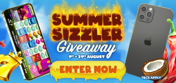 Summer Sizzler Giveaway